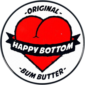 Happy Bottom Bum Butter