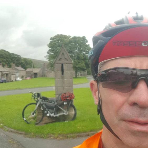 Neil Eaton at Arncliffe