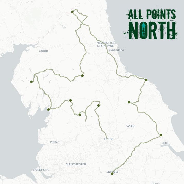 Nikki Ray's APN21 route
