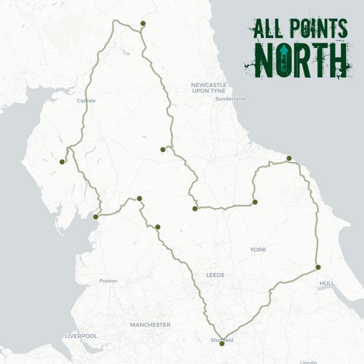 Adam Green's APN21 route