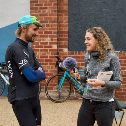 Lizzie Banks reports on All Points North for The Cycling Podcast