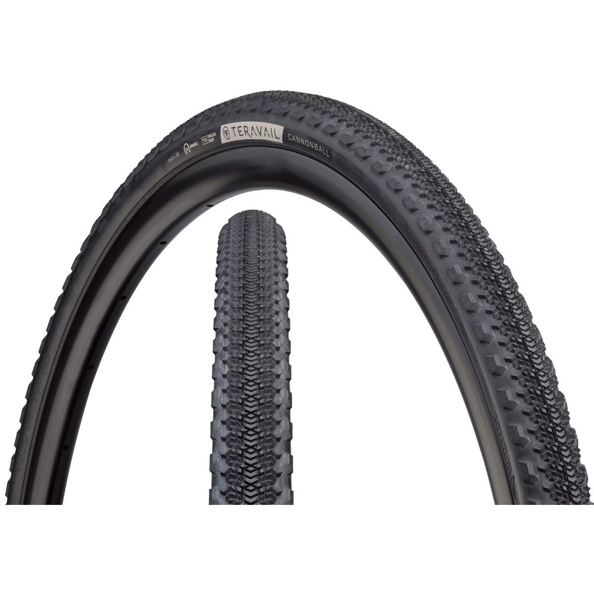 Teravail Cannonball tyres