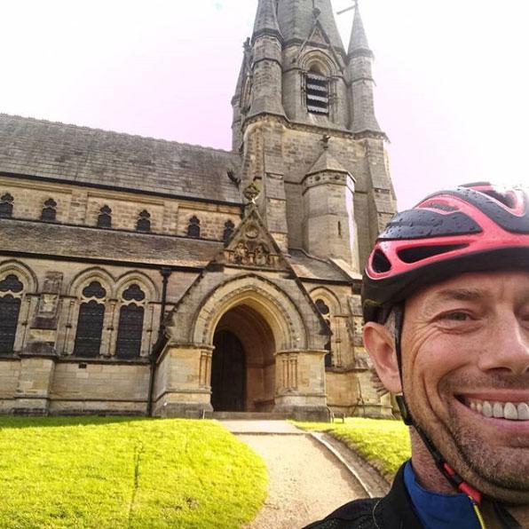 James Milne at Studley Royal Park