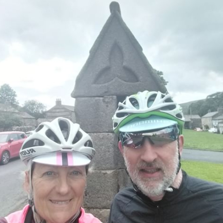 Julie and Simon Bullen at Arncliffe
