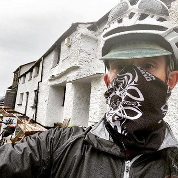 Mark Smith at Kirkstone Pass
