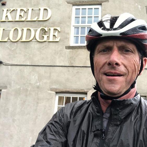 Paul Pearce at Keld
