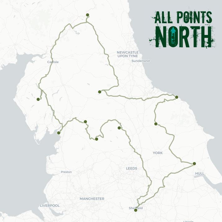 Derrick Riley's APN21 route
