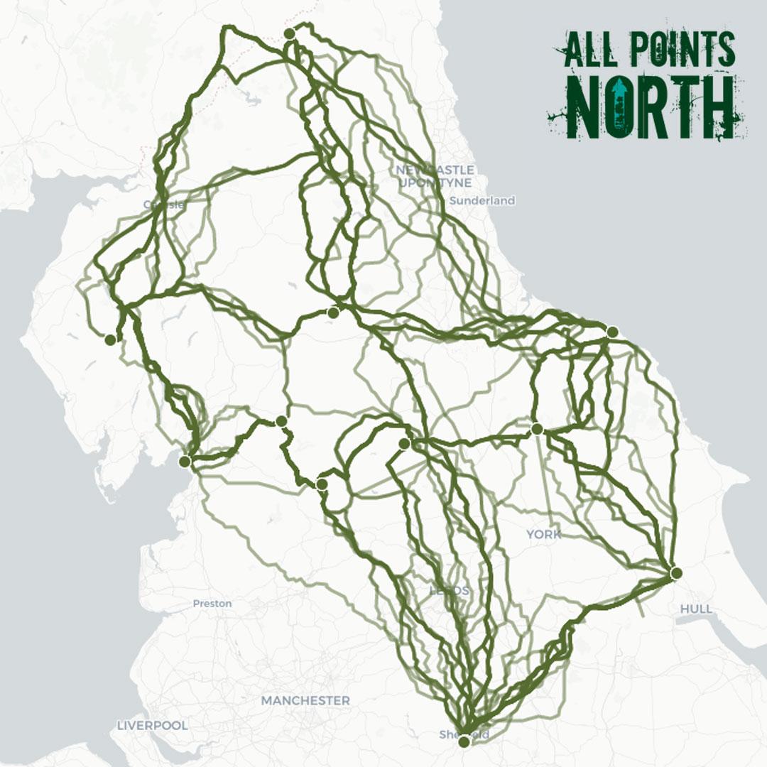 APN21 - routes taken