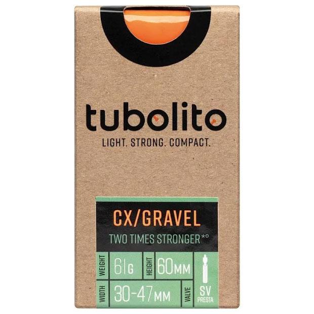 Tubolito CX / Gravel inner tube